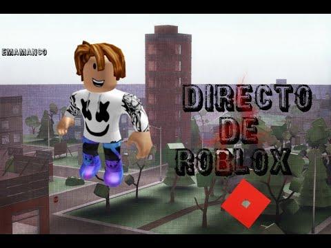 Jugando Roblox directo/Strucid/Mad City/Jailbreak/ Ya ...