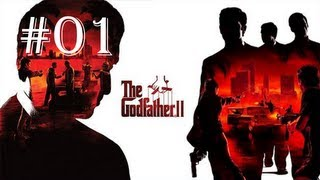 The Godfather 2-Walkthrough-Part #1 [HD]