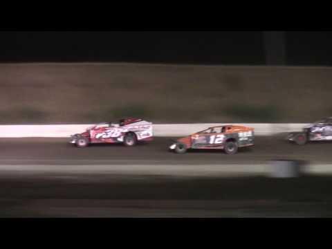 Genesee Speedway Sportsman Feature 8-6-16