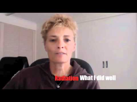 1R Jillian Breast Cancer - Radiation tips of breast cancer treatment