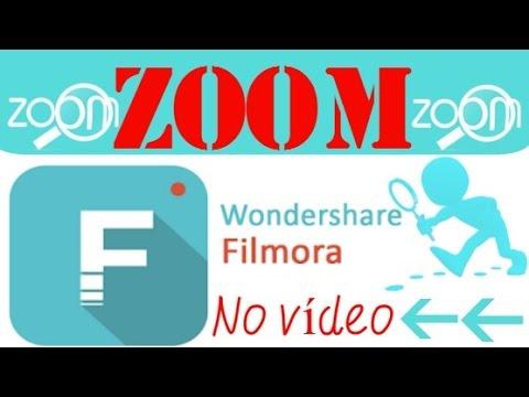 wondershare zoom