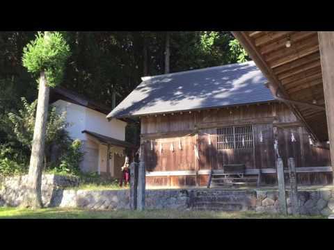 Cornelius Boots Shakuhachi, Japanese Folk Songs At A Shrine In Nagano