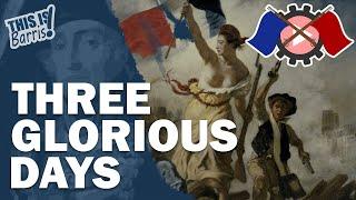 July Revolution of 1830 #ProjectRevolution