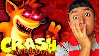 EL JUEGO PERDIDO DE CRASH BANDICOOT | Crash.exe