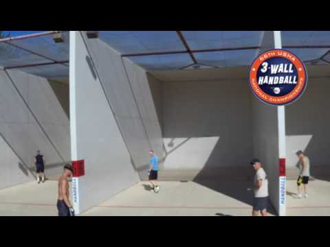 66th 3-Wall Nationals - Jim Karner vs. Joe Harris