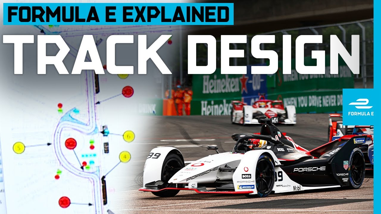The Preparation Behind Track Design And Build   Formula E: Explained