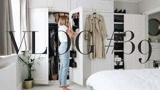 Wardrobe Clear Out | Closet Tour | Duty Free Sunglasses Shopping