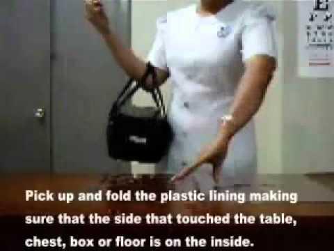 Home Health Bag Technique