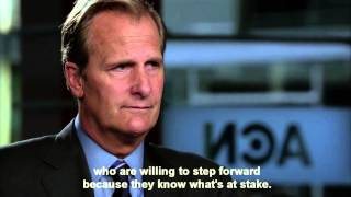Video The Newsroom - Booing a Gay Soldier download MP3, 3GP, MP4, WEBM, AVI, FLV November 2017