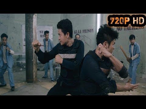 Film aksi antara polisi dan tahanan - Film 2019 - Film subtitle Indonesia - HD