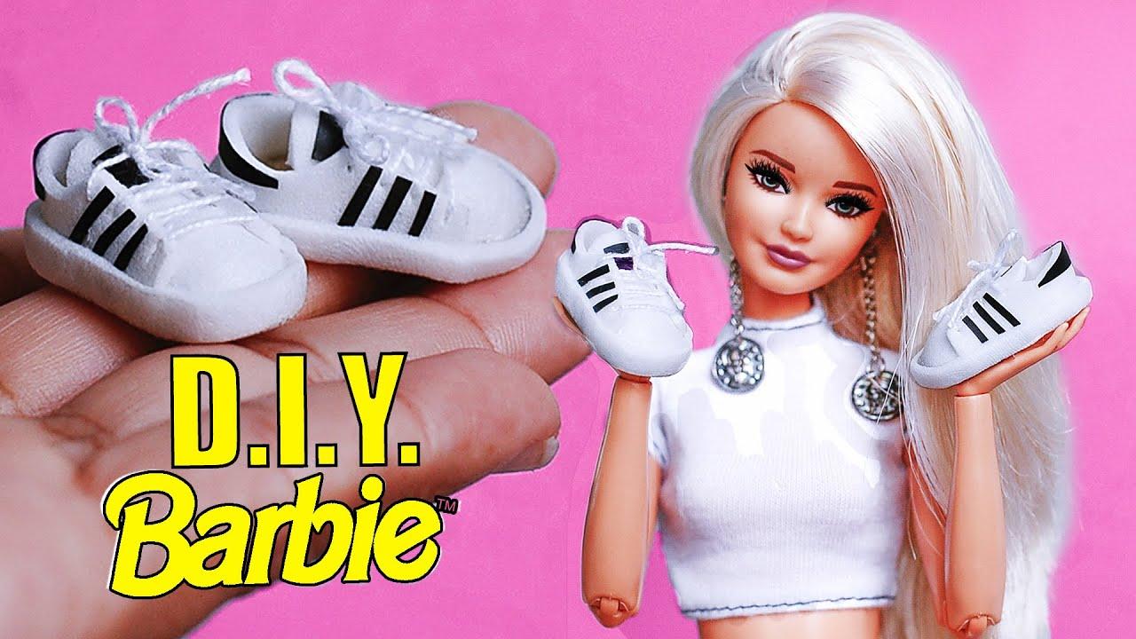 Barbie ADIDAS D.I.Y
