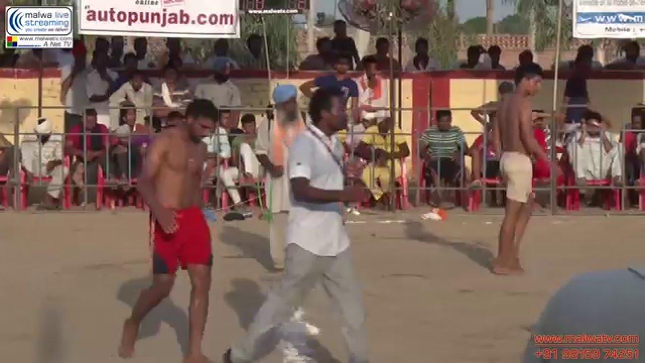 KARMUWALA (Ferozepur) Kabaddi Tournament (HD). Aug-2014. Parts 2nd.