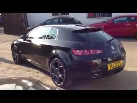 Alfa Brera 32 S Prodrive Youtube