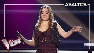 Viki Lafuente canta 'Son of a preacher man' | Asaltos | La Voz Antena 3 2019