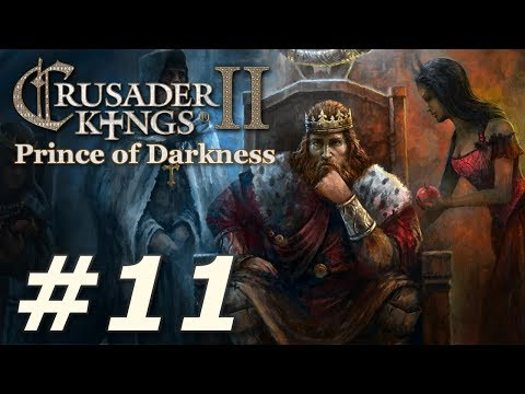 Crusader Kings II: Monks and Mystics - Prince of Darkness (Part 11)