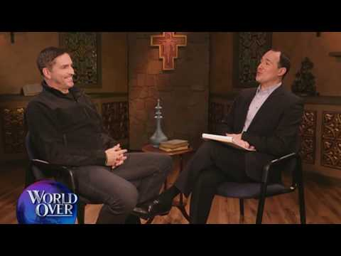 World Over  20180322  Jim Caviezel, 'Paul, Apostle of Christ', EXCLUSIVE with Raymond Arroyo