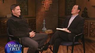 World Over - 2018-03-22 - Jim Caviezel, 'Paul, Apostle of Christ', EXCLUSIVE with Raymond Arroyo