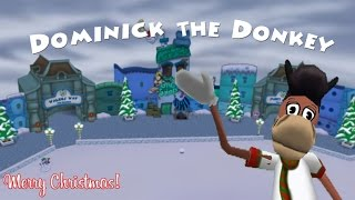 Toontown - Dominick the Donkey