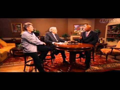 Paul Crouch interviews Pastor Terry Ellison