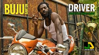 Buju Banton - Driver 2k15 (Jamstone Remix)