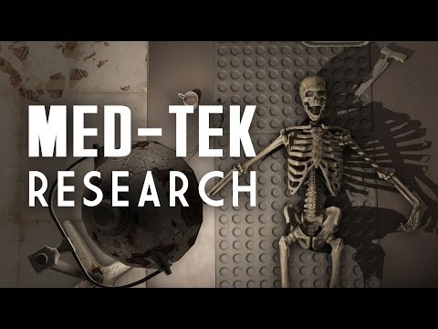 The Monstrous Experiments of Med-Tek Research - Fallout 4 Lore