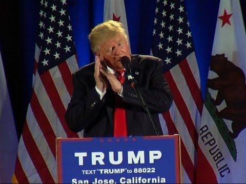 Trump Compares Clinton to Sleep-Aid Sominex