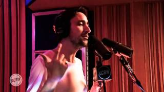 "How To Dress Well performing ""Words I Don't Remember"" Live on KCRW"