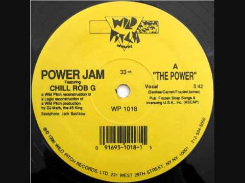 Power Jam - The Power  feat. Chill Rob G