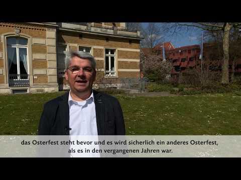 Ostergrüße an die Bürgerinnen und Bürger der Stadt Bergisch Gladbach