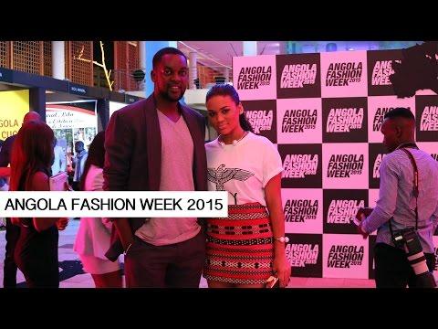 Angola Fashion Week 2015: Os Melhores Looks