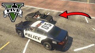 FAKE POLICJANCI VS BANKOWI RABUSIE! - FiveM czyli GTA Online inaczej - Hogaty i Sylo #01