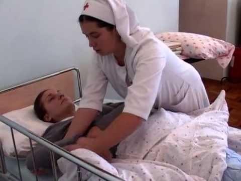 Уроки медсестры по уходу за лежачими больными интернат престарелых елец