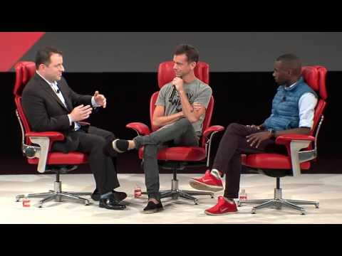 What is Twitter | Jack Dorsey, DeRay Mckesson | Code Conference 2016
