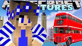 Minecraft-Little Carly Adventures-TRIP TO LONDON