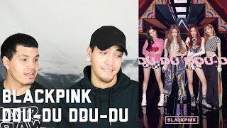 BLACKPINK - 'Ddu-Du-Ddu-Du' (Japanese Version) REACTION (COUPLE REACTS)