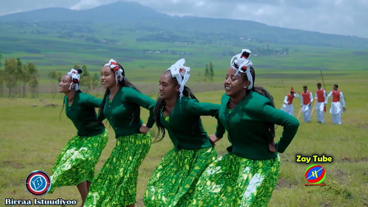 Ethiopian New music - Daassee Shifeerii - Sanyii Taaddee - Oromiffa video 2013 - 2020