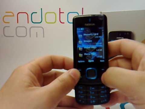 Nokia 6600 Slide. Demostracion del Nokia 6600 Slide a cargo de Andotel com