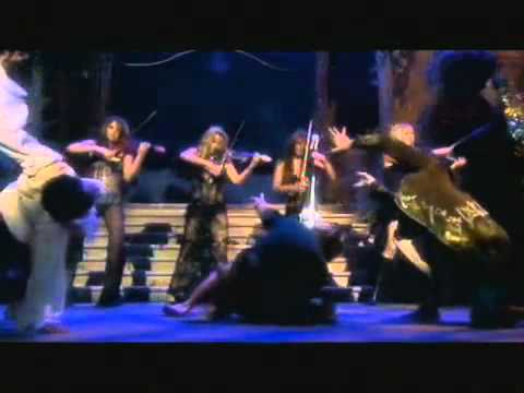 Bond - Allegretto Live in Classical Brit Award 2003  - High Audio Quality (Strereo)
