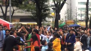Shadher Lau Banailo more Boiragi(Bangla Boyshakhi Mela2014)