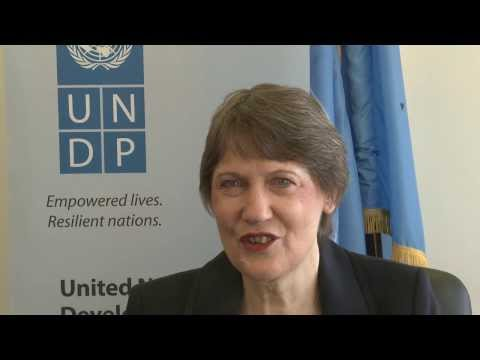 Helen Clark's video message, UNDP Global Innovation Meeting