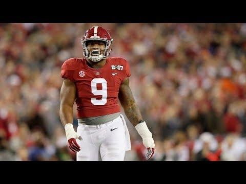 Alabama Football Pump Up 2017  Roll Tide  HD