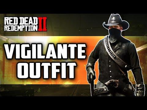 Red Dead Redemption 2 | Vigilante Arthur Outfit (Enforcer Mode) | RDR2 thumbnail
