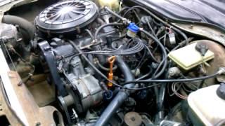 Audi 100 C3 1.8 DS. Первый запуск после капремонта двигателя(, 2015-07-13T09:35:56.000Z)