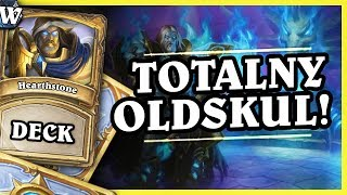 TOTALNY OLDSKUL! - CONTROL PALADIN - Hearthstone Deck Wild (Witchwood)