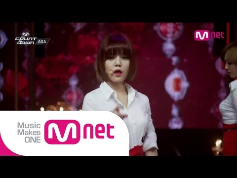 Mnet [엠카운트다운] Ep.384 : AOA - 짧은 치마(Miniskirt)@MCOUNTDOWN_140710