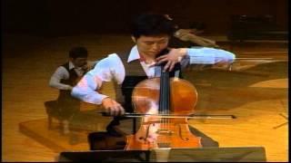 Hanaru Yoo plays Frangis Ali-Sade for Cello and prepared Piano with Soyeon Kang