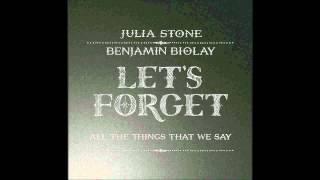 Julia Stone & Benjamin Biolay - Let's Forget [Single]