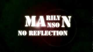 Marilyn Manson - No reflection - Napisy PL (Polish Lyrics)