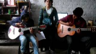 Paramore  - Playing God (Acoustic Cover) Peru