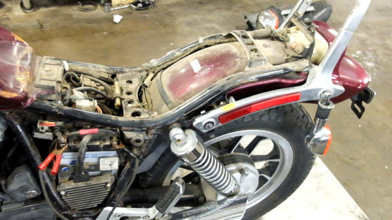 83 Honda VT 500 C Shadow Used Motorcycle Parts For Sale ...